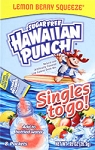 Hawaiian Punch-Lemon Berry Squeeze 8 ct.