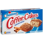 Hostess Cinnamon Streusel Coffee Cakes, 8 ct, 12 oz
