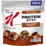 Kellogg's Special K Peanut Butter Chocolate Protein Bites 6 oz. Bag