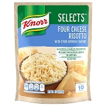 Knorr Selects Four Cheese Risotto Rice Side Dish, 6.2 oz