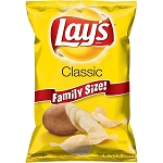 Lay's Classic Potato Chips, 10.5oz