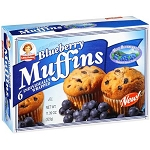 Little Debbie Blueberry Muffins (6 Count)