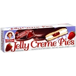 Little Debbie Strawberry Filling Jelly Cream Pies, 9.8 oz