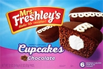 Mrs. Freshley's Chocolate Cup Cakes 12 oz.