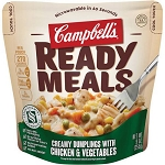 Ready Meals Creamy Dumplings with Chicken & Vegetables, 9 oz