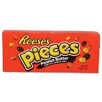 Reese's Pieces Peanut Butter Candies - 4oz