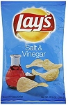Lay's Salt & Vinegar Potato Chips 1.5 oz