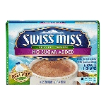 Swiss Miss No Sugar Added Hot Cocoa Mix 8 Count