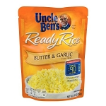 Uncle Ben's Ready Rice Butter & Garlic, 9 OZ