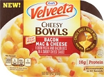 Velveeta Cheesy Bowls - Bacon Mac & Cheese 9 oz.
