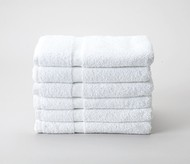 100% Cotton Bath Towel 22 x 44 - White