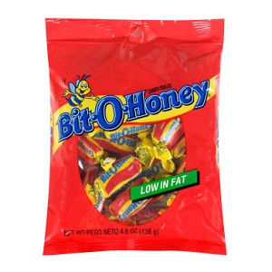Bit-O-Honey Candy, 4.8 oz