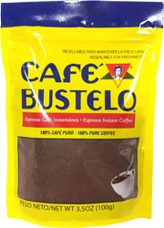 Cafe Bustelo Instant Coffee 3.5 oz.
