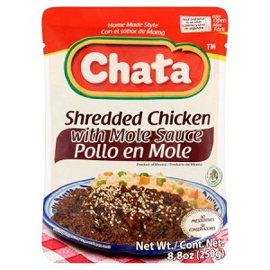 Chata Chicken With Mole Sauce, 8.8 oz