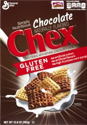 General Mills Chocolate Corn Chex 12.8 oz.