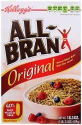 Kellogg's All Bran 18.3 oz