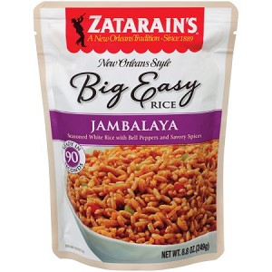 Zatarain's Big Easy Jambalaya Rice, 8.8 oz